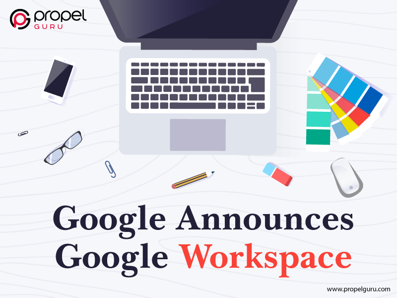 Google Announces Google Workspace