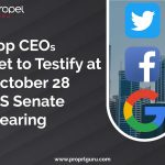 Top CEOs Set to Testify at October 28 US Senate Hearing