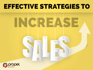 Effective Strategies To Increase Sales