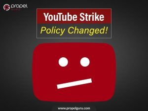 YOUTUBE-STRIKE-POLICY-CHANGED