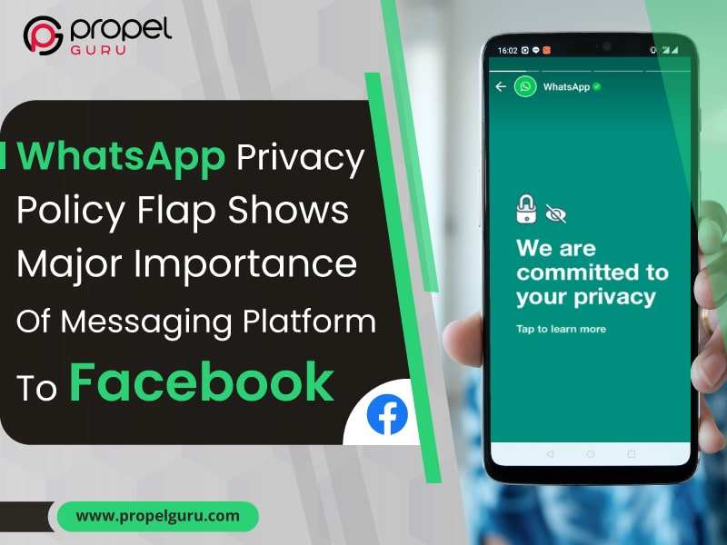 WhatsApp Privacy Policy Flap Shows Major Importance Of Messaging Platform To Facebook