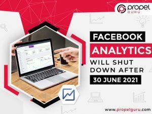 Facebook Analytics Will Shut Down After 30 June 2021