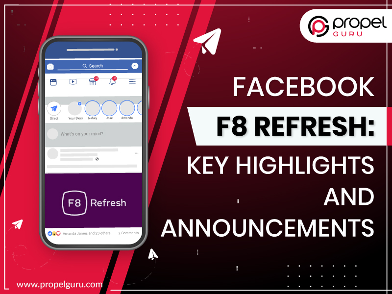 Facebook F8 Refresh: Key Highlights And Announcements