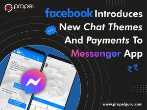 Facebook Introduces New Chat Themes And Payments To Messenger App--