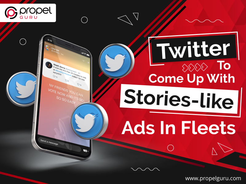 Twitter To Come Up With Stories-like Ads In Fleets
